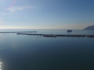Realizzazione di un Sistema di Accosto ed ormeggio per navi Ro Ro – Porto di Salerno